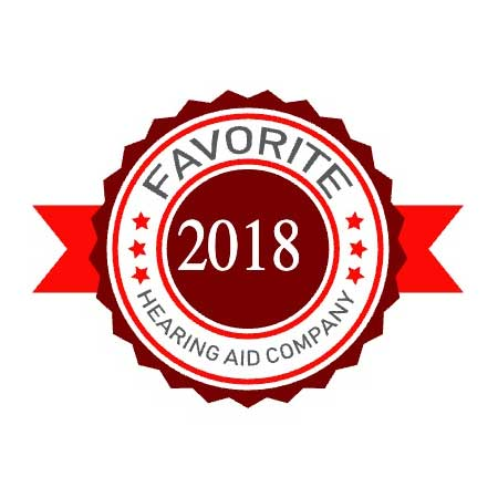 2018 Favorite Hearing Aid Company in the San Gabriel Valley